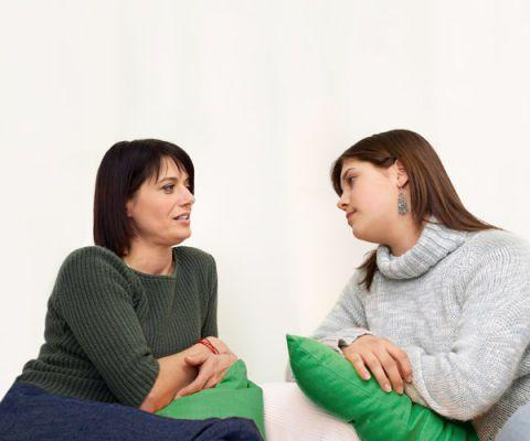 Is it wrong to turn somewhere else for advice other than your partner?