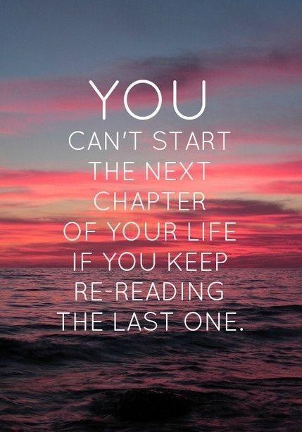 What's the title of the current chapter of your life?