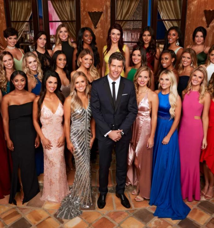 Isn't hypergamy of women the reason why less couples on 'The Bachelor' tv show stayed together compared to 'The Bachelorette'?