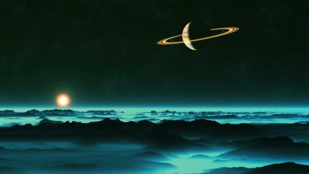 Would you rather live in a world where being nude is normal or a world where you can see Saturn on the horizon?