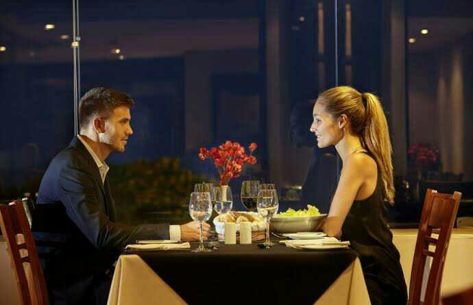 A date night home cooked meal or restaurant meal; which would you prefer?