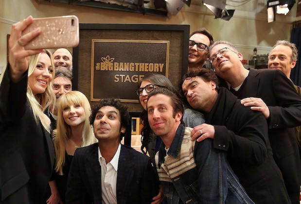Did you watch the season finale of The Big Bang Theory?