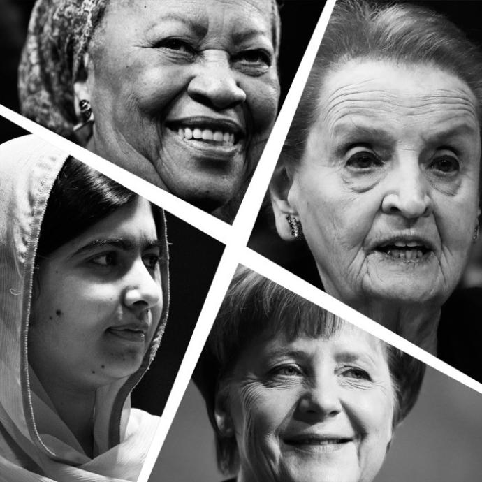 Should world leaders be female?