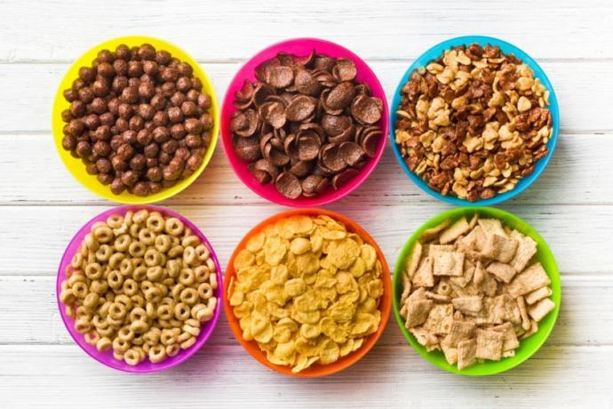 What is your favorite breakfast cereal?