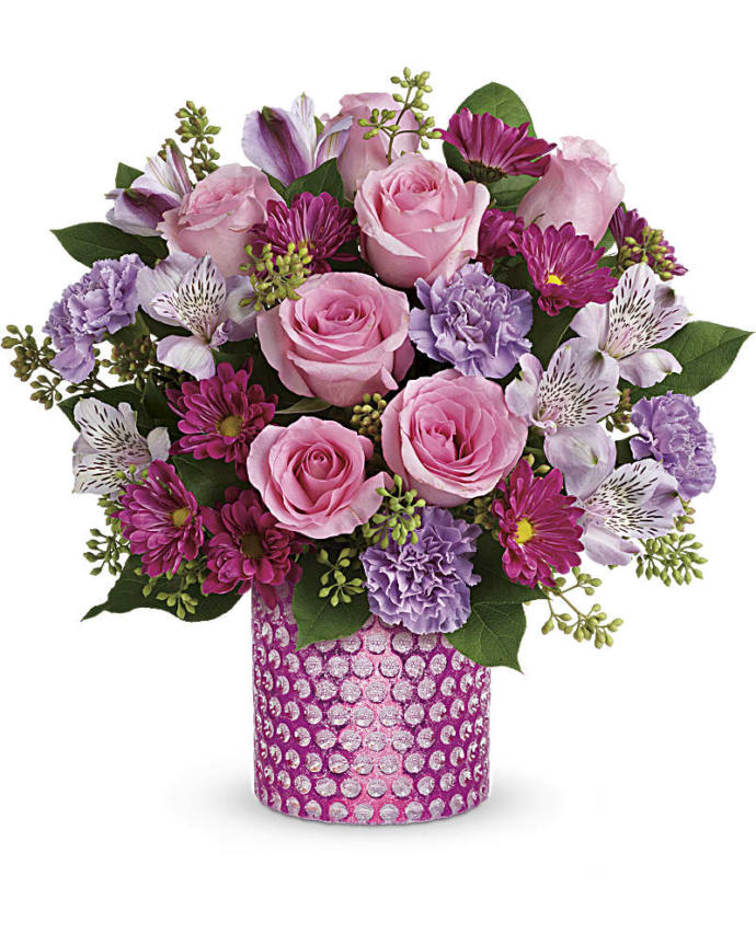 Have you ever gotten flowers for any occasion? Guys, have you ever given a girl flowers for some occasion?