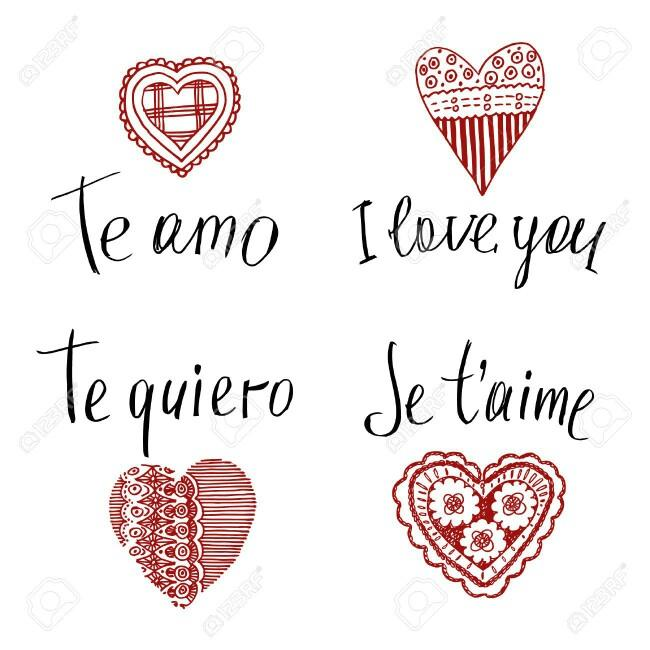 Have you ever said I LOVE YOU to you SO in a different language?
