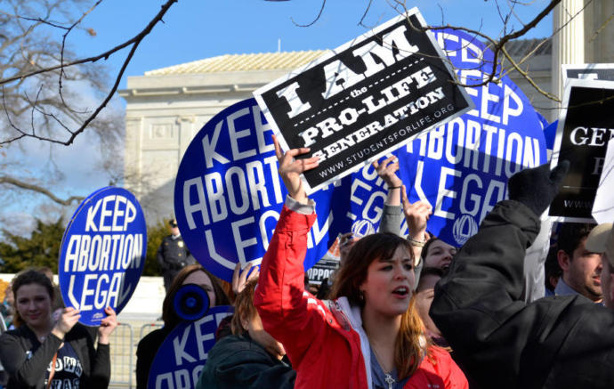 Is it WRONG to be PRO LIFE?