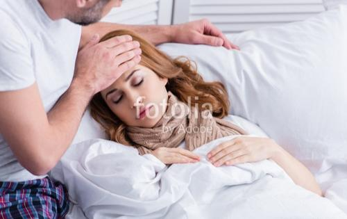 If your sick, what would you ask from your spouse to do for you to make you feel better?