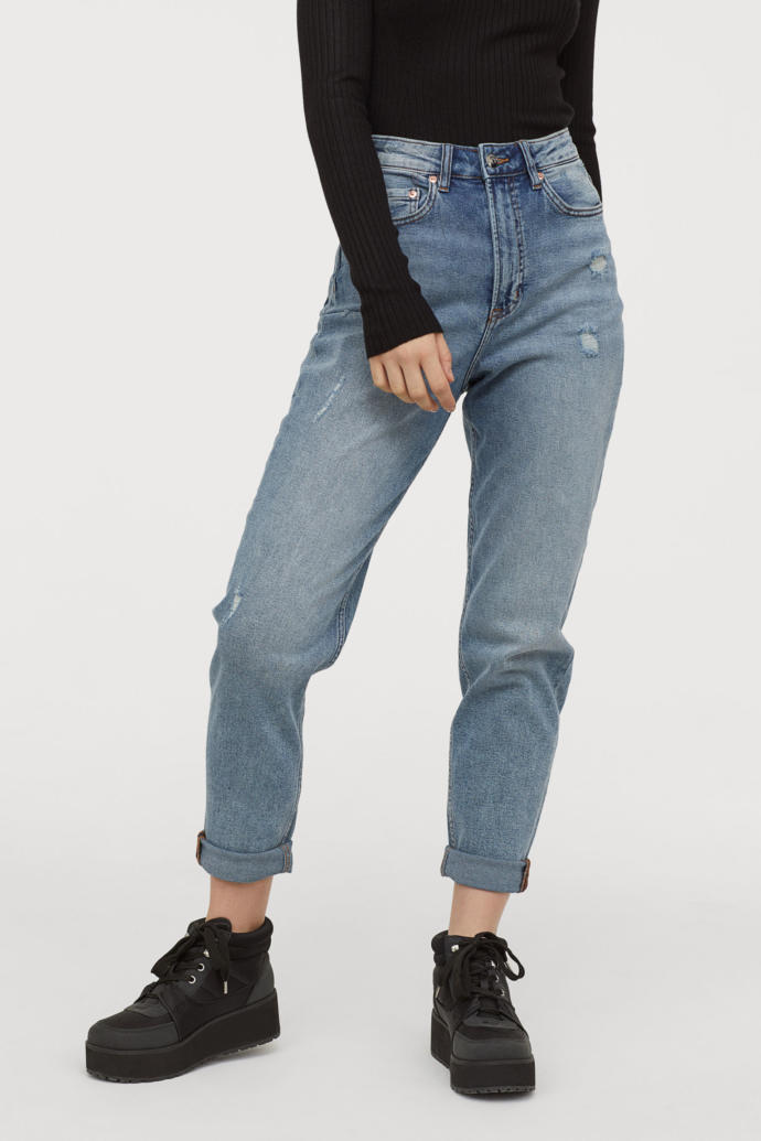 the jeans in question