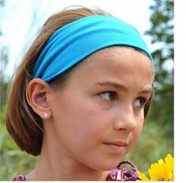 Is there any other reason from long hair do women/girls wear headbands?
