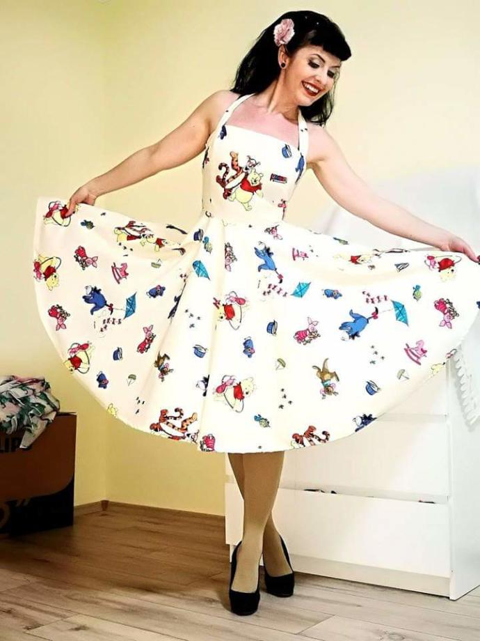 Which of these Disney Pinup dresses do you like better 👗?
