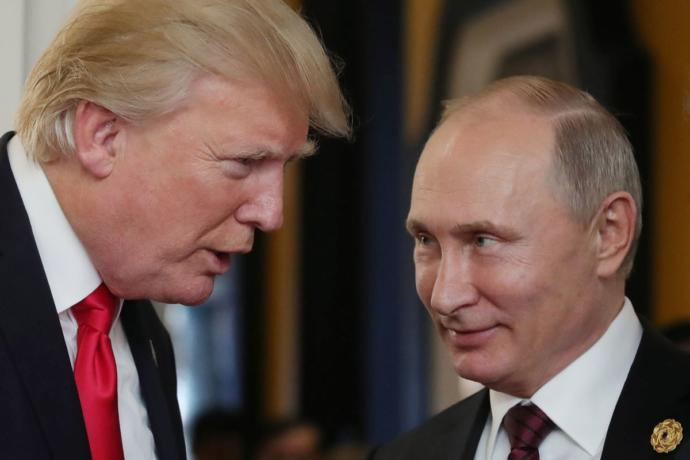 Will Trump move to Russia after he is voted out in 2020?