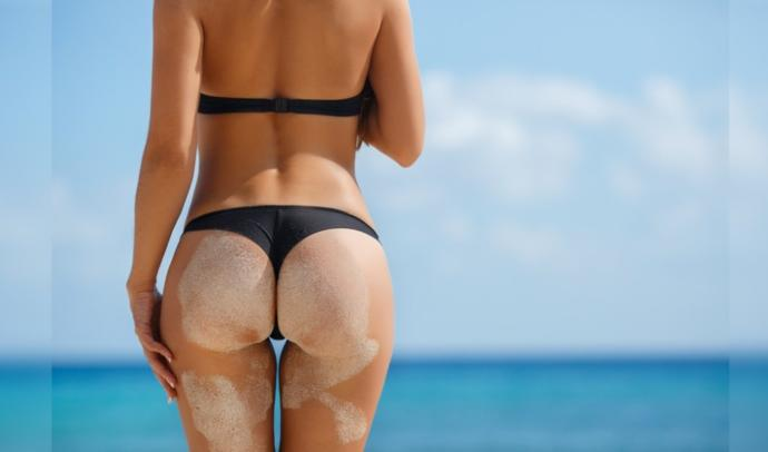 Girls, Would you rather go topless at a beach or wear a thong bikini?