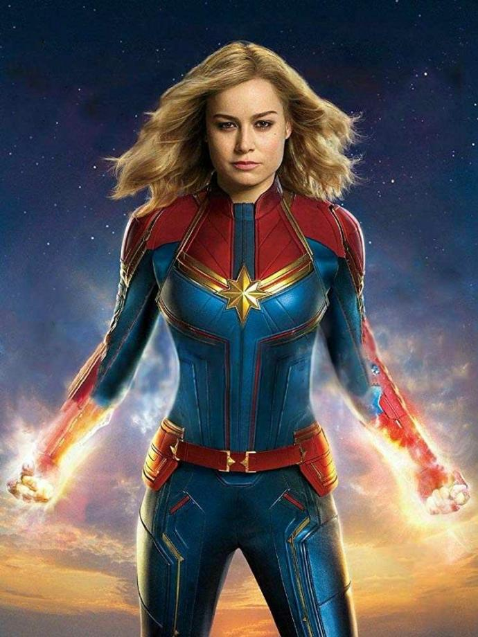 Which Captain Marvel do you like better?