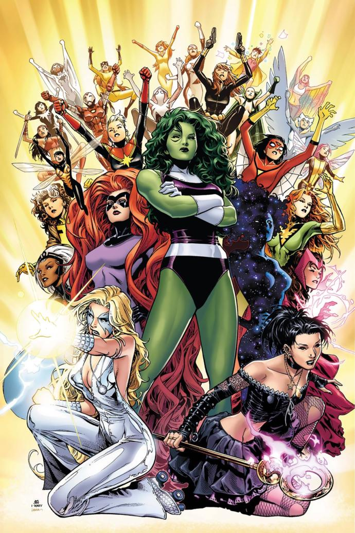 All-Females Avengers VS Girl Power?