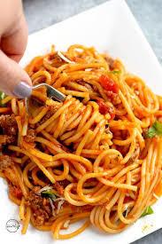 Do you prefer fettuccine or spaghetti?