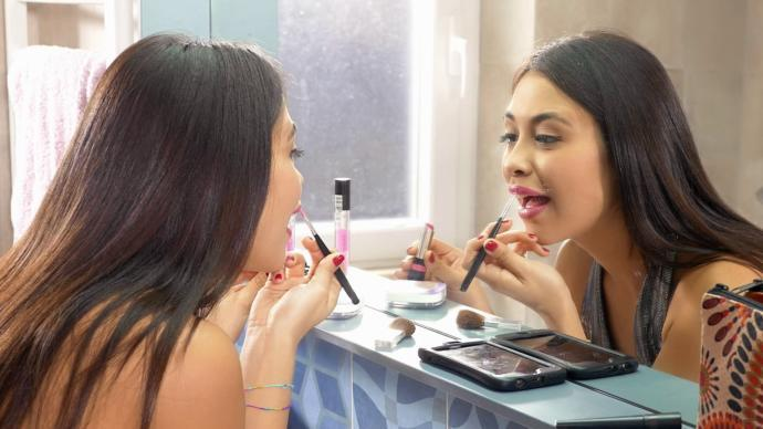 Is spending 30-45 minutes a day on your makeup too much?