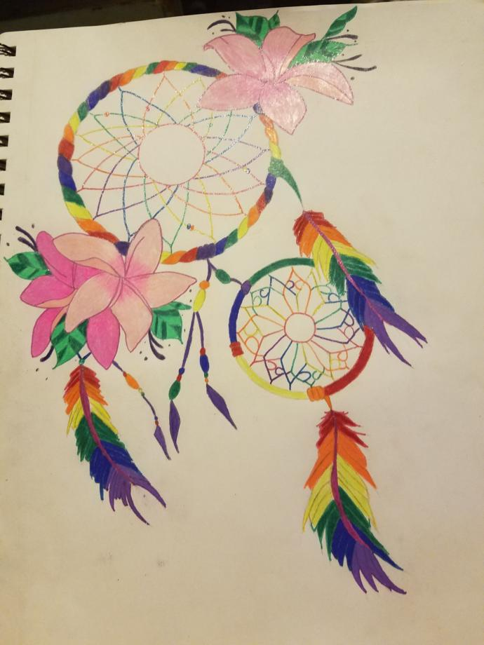 Recommendations for something pretty to draw?