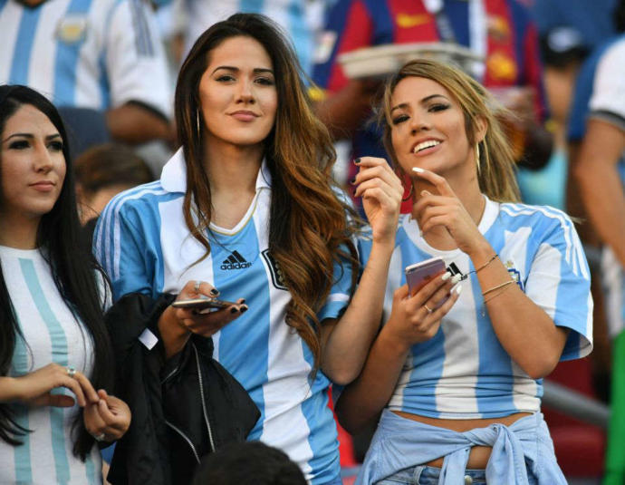 How do you feel about Argentinian girls?