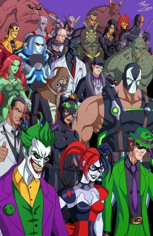 Whos your favourite Batman villain and why?