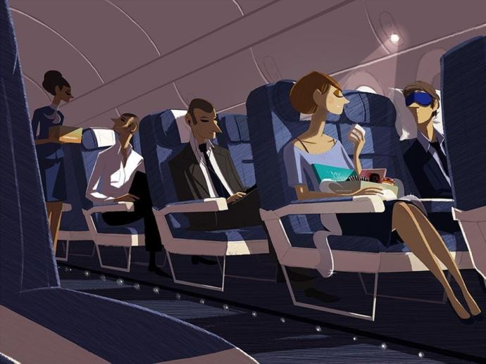 Do You Prefer Window Seat Or Aisle?