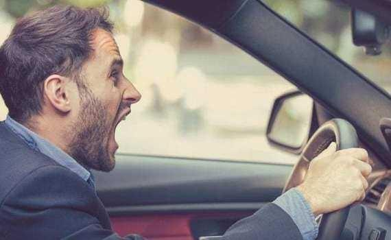 How bad is your road rage on a scale of 1-10?