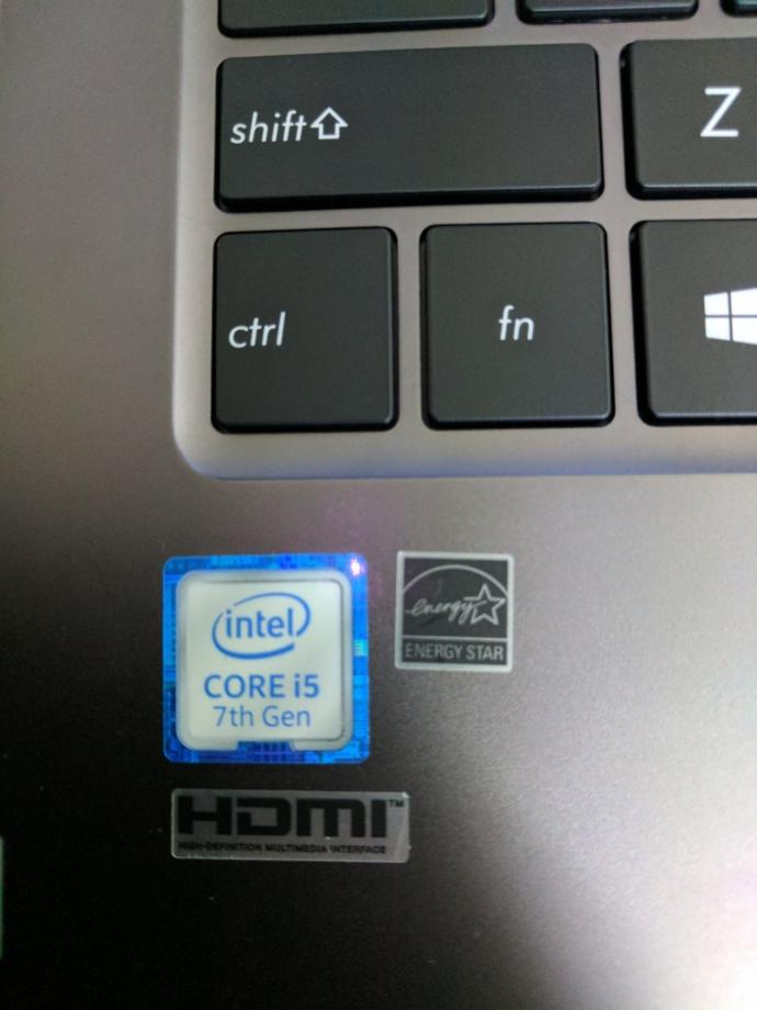 When you get a new laptop, do you remove the stickers or leave them on?