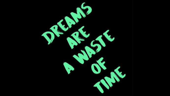 MY DREAM - Wouldn't it be nice if there were no violent crime in the world?