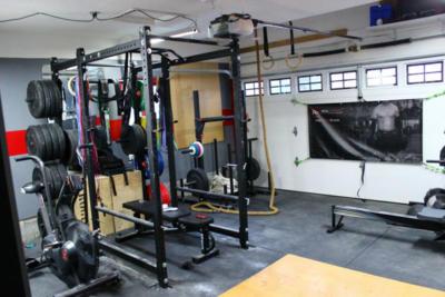 Garage gym instagram competition garagegymlifemagazine