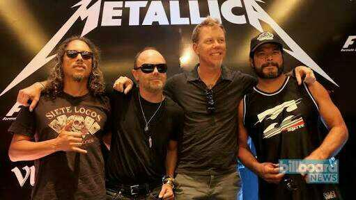 Do you like Metallica songs?