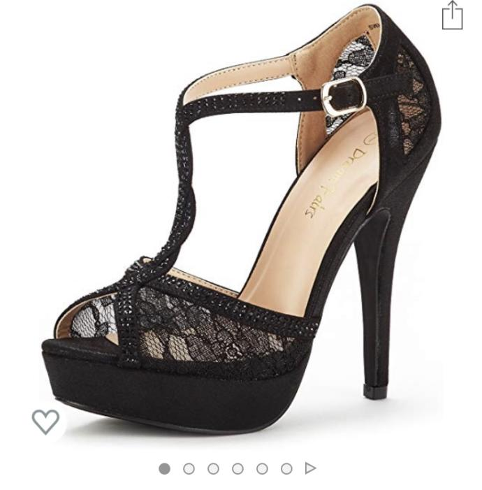 How sexy are these shoes? Are they a good choice?