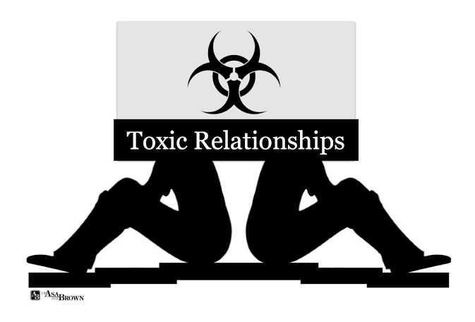 Would it be OK to break up through text if the Relationship was getting or was toxic?