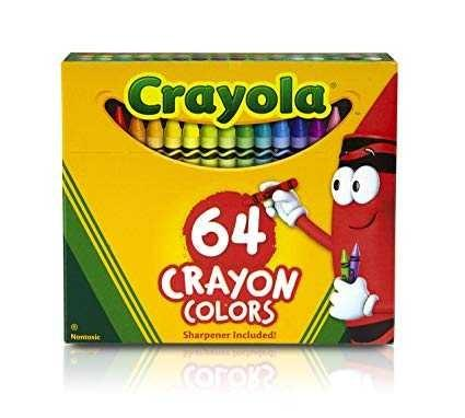 Marines, what is your favorite flavor of crayon?