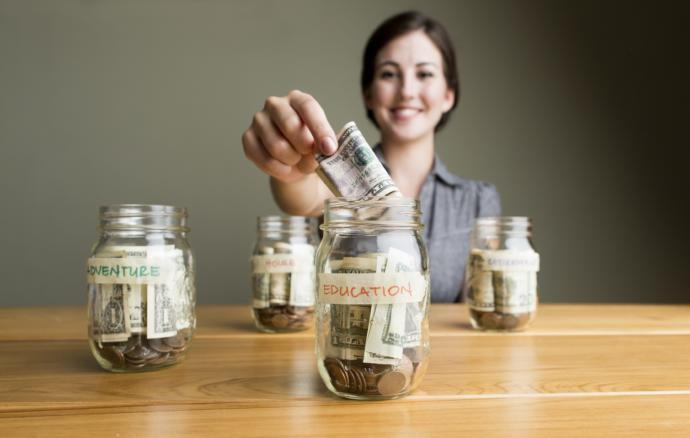How much money should a 20 year old have in their savings account?