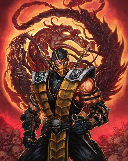 Who's your most favorite Mortal Kombat Kharacter?