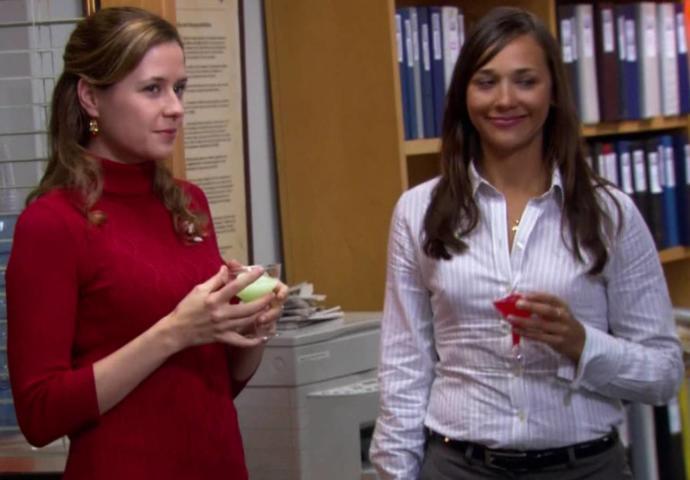 Do you think Jim should've married Karen instead of Pam?