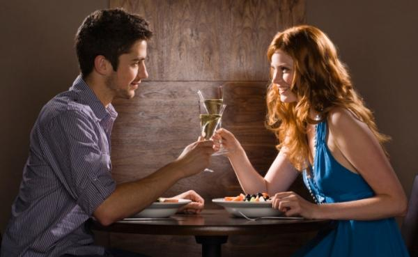 What makes a good first date?
