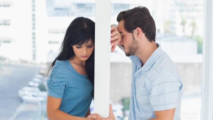 How hard is it for you to walk away from a relationship that isn't good for you?