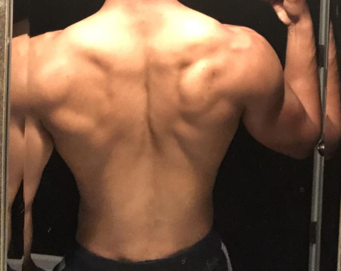 What do you think of my physique?