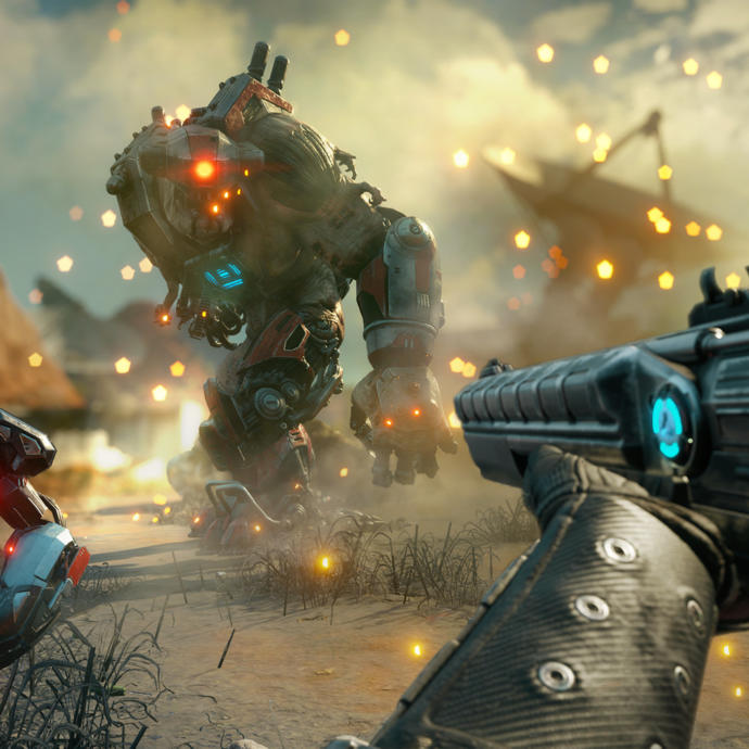 In FPS games, do you like fast-paced action or cover systems?