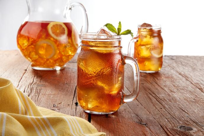 Who here likes iced tea?