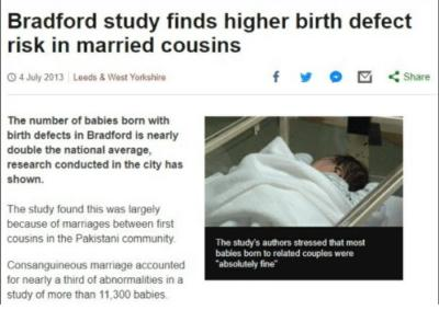 What would Pakistanis in Britain do if incest& cousin