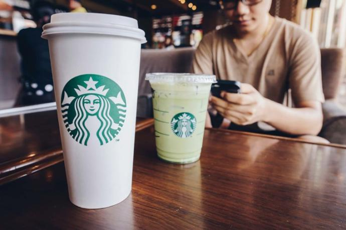 What do you usually order at Starbucks?