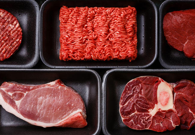 How often do you eat red meat?