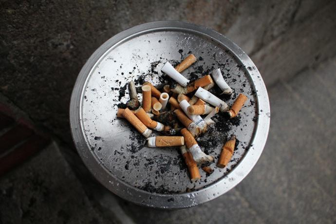 Should we raise the price for a packet of cigarettes?