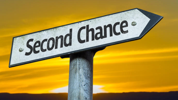 Giving a second chance - yes or not?