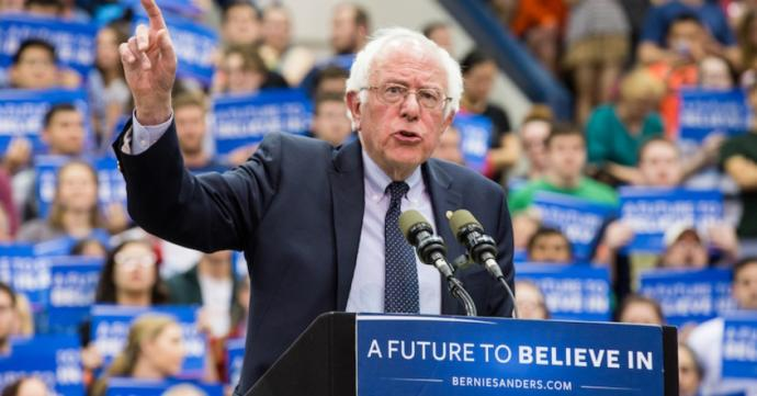 Bernie Sander says America needs Socialist Democrat to run the Country how do you feel about him , would you still support him for US President?