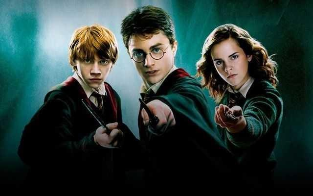 Are you into Harry Potter?