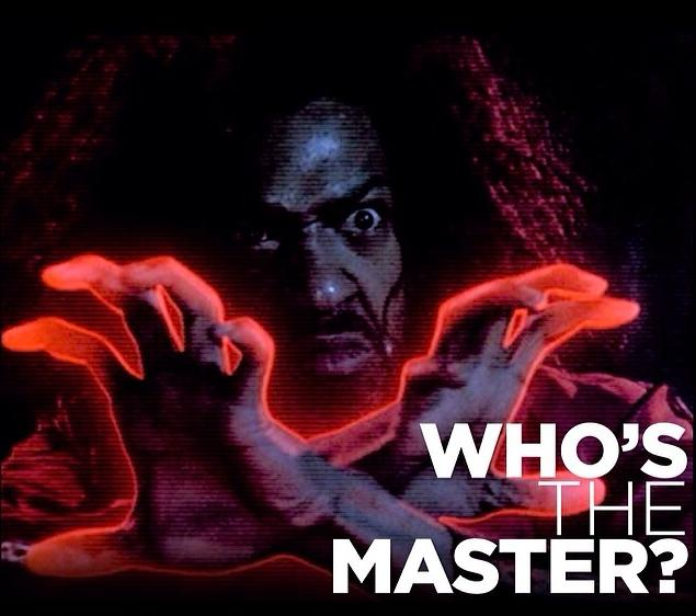 Who is your master or who are you master over :) ?