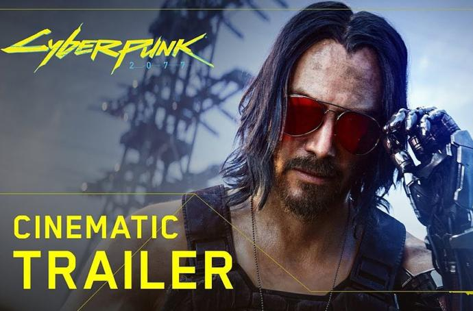 Are any of you excited for Cyberpunk 2077 now that it's release date is finally confirmed on E3, which is until April of next year?